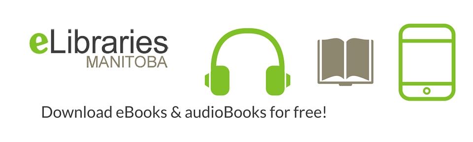 Enjoy over 44,000 digital titles on the eLibraries Manitoba site